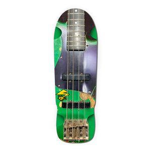 "Element - 9.5"" - Bad Brains Green Monster Deck - Prime Delux Store"