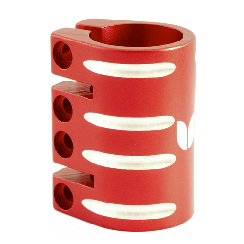 Blazer Pro Quad Clamp With Shim Red - Prime Delux Store