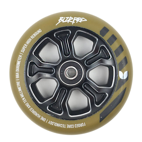 Blazer Pro Rebellion Forged Scooter Wheel 110 mm - Gum / Black - Prime Delux Store