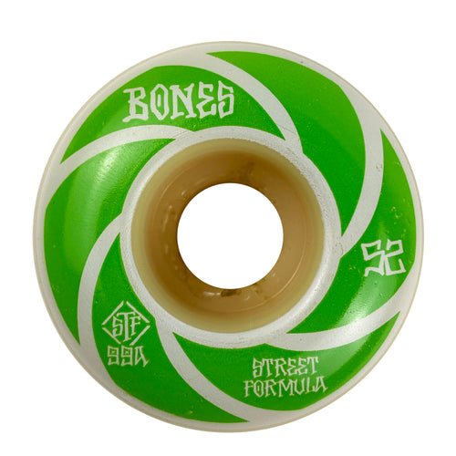 Bones STF Patterns 99a V1 Standards White 52 MM - Prime Delux Store