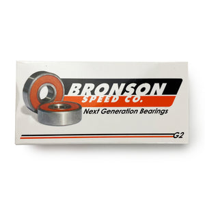 Bronson Speed Co. Bearings G2 (Pack of 8) - Prime Delux Store