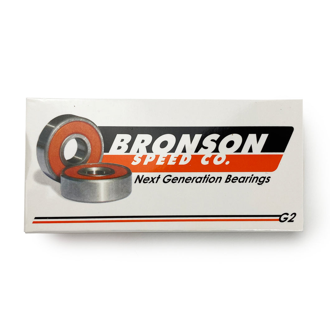 Bronson Speed Co. Bearings G2 - Prime Delux Store