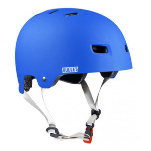 Load image into Gallery viewer, Bullet x Santa Cruz Helmet Classic Dot - Matt Blue - Prime Delux Store