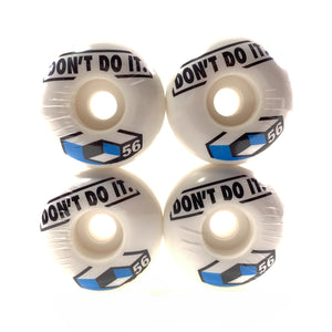 Consolidated - Don't Do It Wheels - 56MM - Prime Delux Store