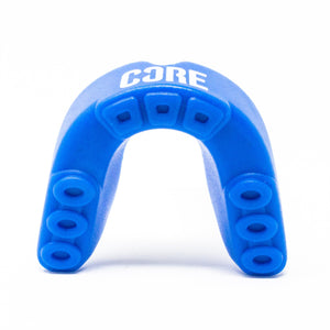 Load image into Gallery viewer, CORE Protection Mouth Guard Gum Shield – Blue - Prime Delux Store