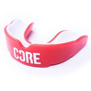 CORE Protection Mouth Guard Gum Shield – Red - Prime Delux Store