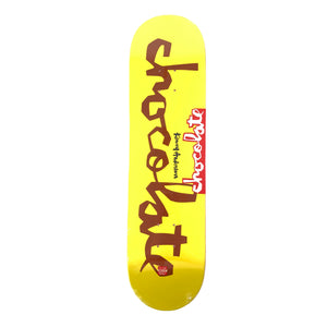 "Chocolate - 8.25"" - Original Chunk W40 Kenny Anderson Deck - Prime Delux Store"