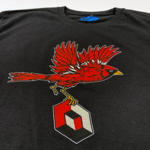 Load image into Gallery viewer, Consolidated Cardinal Flight T Shirt - Black - Prime Delux Store