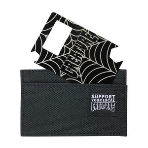 Creature Skateboard Tool Web Keycard Pocket Skate Tool - Prime Delux Store