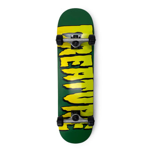 "Load image into Gallery viewer, Creature Complete Logo Skateboard Black / Green - 8"" - Prime Delux Store"