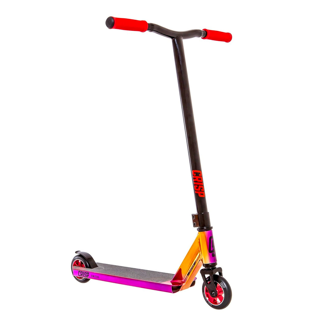Crisp Scooters Switch - Chrome Purple / Orange / Red / Black - Prime Delux Store