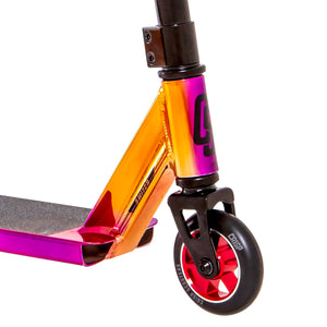 Load image into Gallery viewer, Crisp Scooters Switch - Chrome Purple / Orange / Red / Black - Prime Delux Store