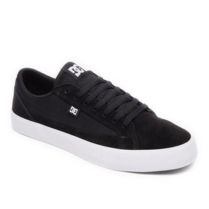 Load image into Gallery viewer, DC Lynnfield Shoes Black / White - Prime Delux Store