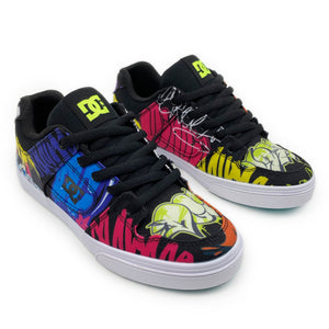 DC Pure TX SE Youth Shoes - Multi - Prime Delux Store