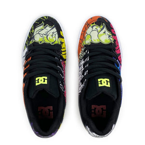 Load image into Gallery viewer, DC Pure TX SE Youth Shoes - Multi - Prime Delux Store