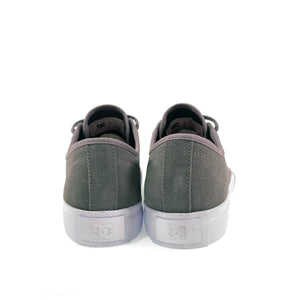 Load image into Gallery viewer, DC Shoes Manual S Leather Skate Shoes - Grey - Prime Delux Store