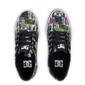 DC Trase TX SE Youth Shoes - Multi - Prime Delux Store