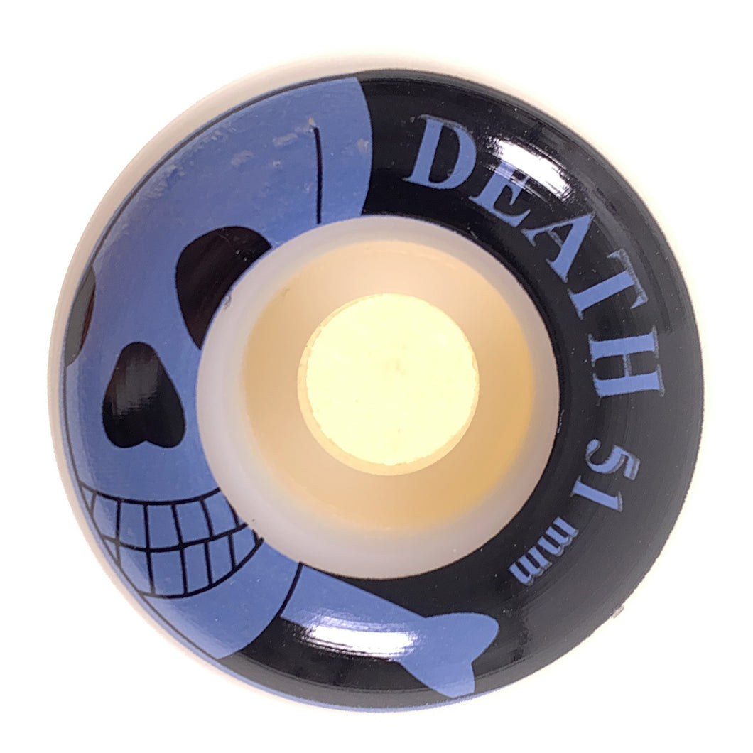 Death Skull Wheels - 51mm - Prime Delux Store