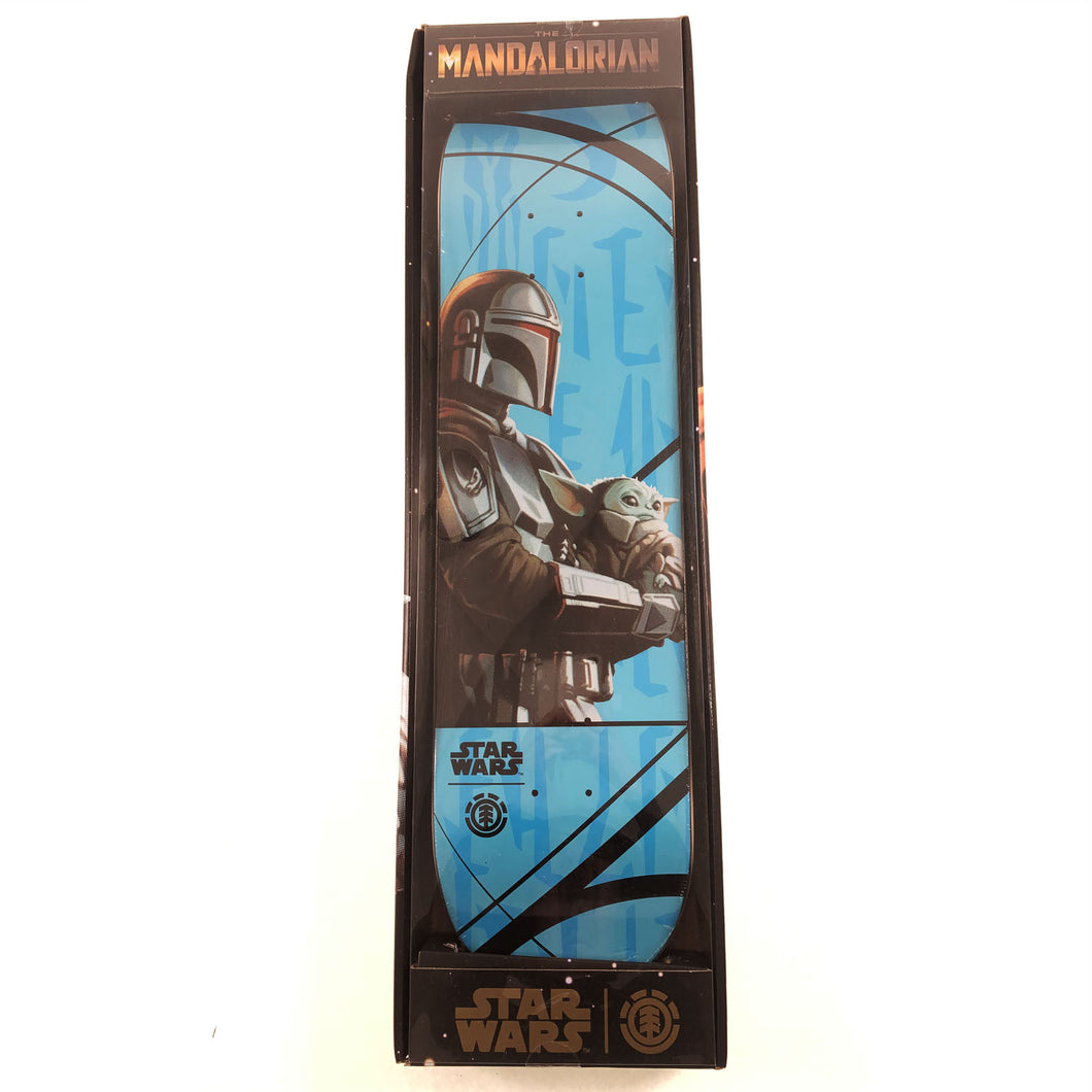 Element X Star Wars Mandalorian - Mando Child Deck - 8