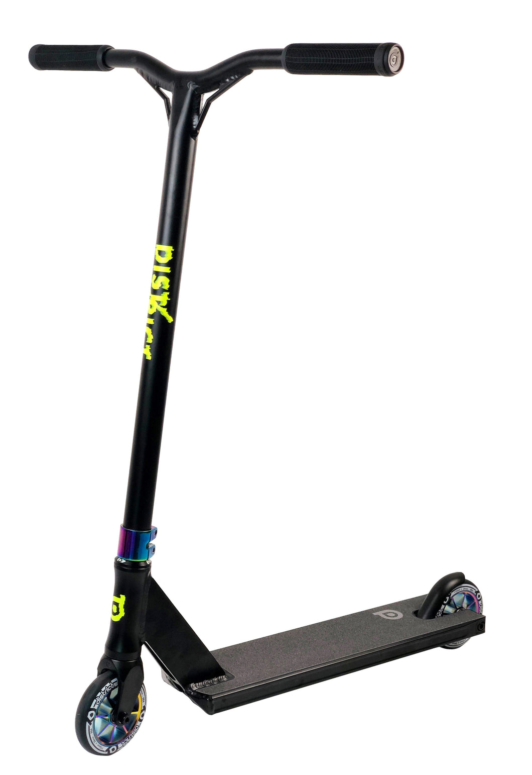 District C50 Complete Scooter Limited Edition - Neo Yellow - Prime Delux Store