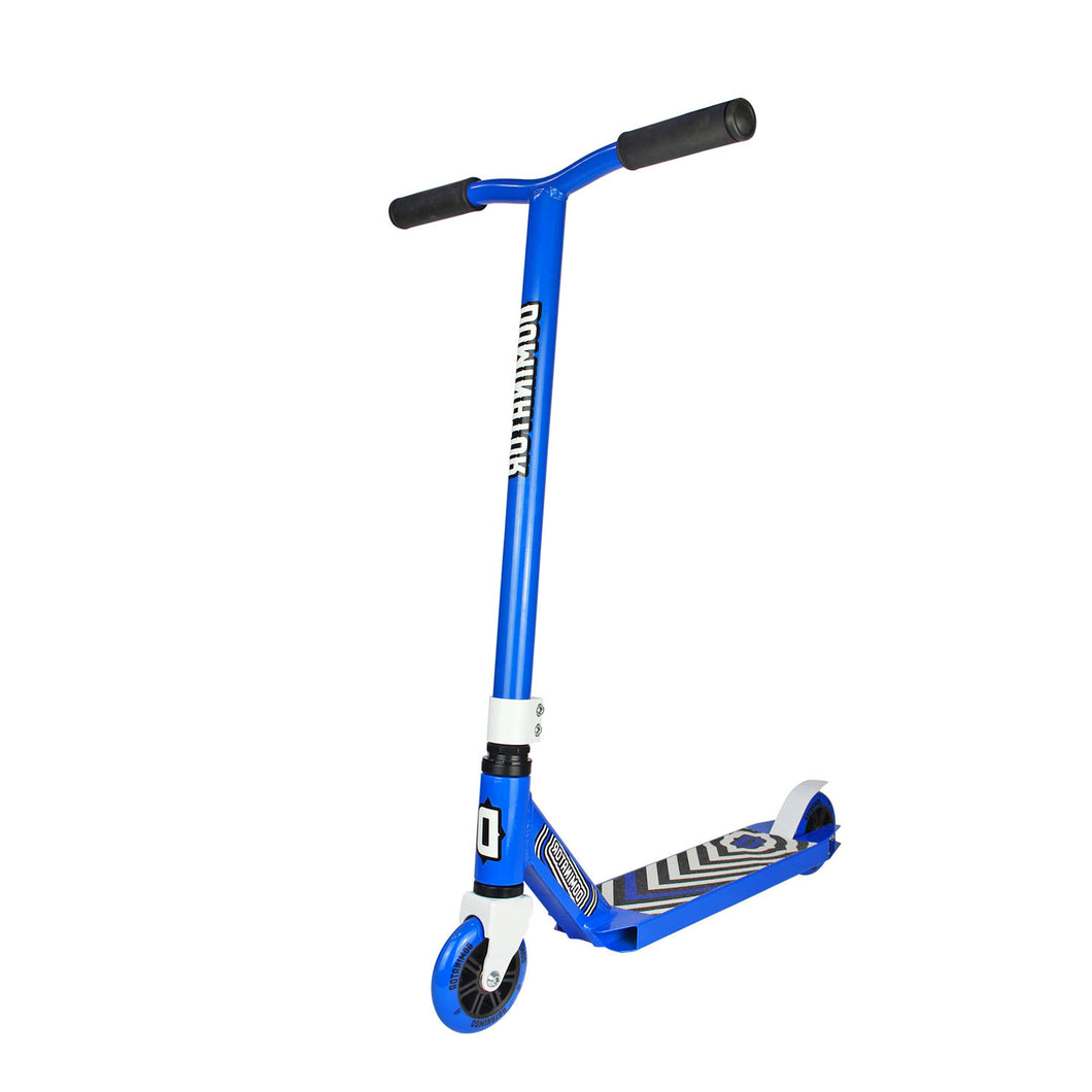 Dominator Scout Complete Scooter - Blue / Blue - Prime Delux Store