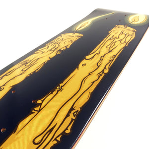 "Load image into Gallery viewer, Drawing Boards - 8.0"" - Candle - Skateboard Deck - Prime Delux Store"