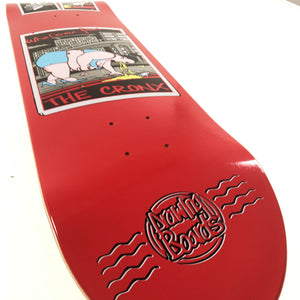 "Load image into Gallery viewer, Drawing Boards - 8.0"" - Cronx - Skateboard Deck - Prime Delux Store"