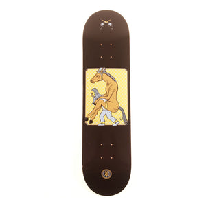 "Drawing Boards - 8.0"" - Horse Power - Skateboard Deck - Prime Delux Store"
