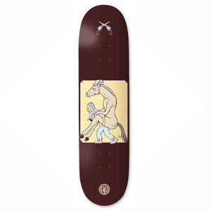 "Drawing Boards - 8.25"" - Horse Power - Skateboard Deck - Prime Delux Store"