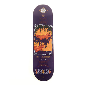 "Load image into Gallery viewer, Drawing Boards - 8.25"" - Salamander - Skateboard Deck - Prime Delux Store"