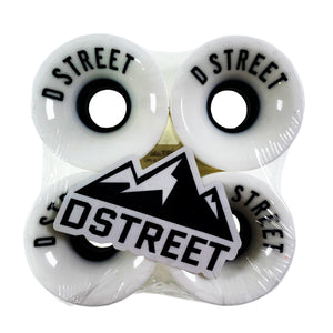 D Street Wheels - 59mm - 59 Cent 78A - Prime Delux Store