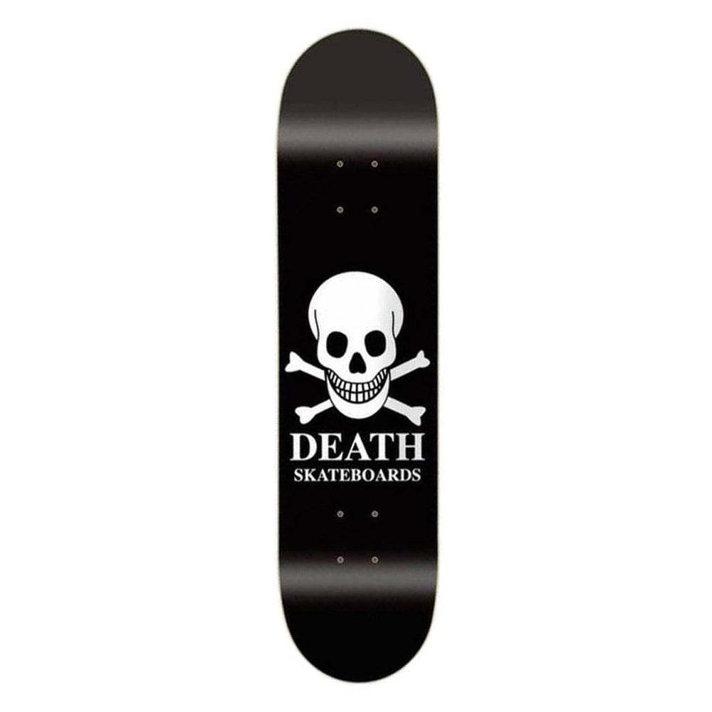 Death OG Black Skull Deck 8.5