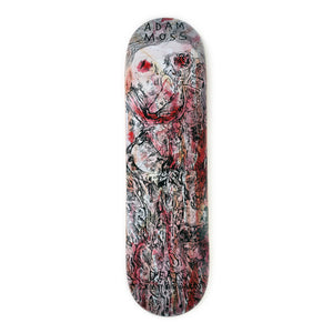"Death - 8.5"" - Adam Moss Night Hag Deck - Prime Delux Store"
