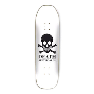 "Death 9"" OG Pool White Skull Deck - Prime Delux Store"