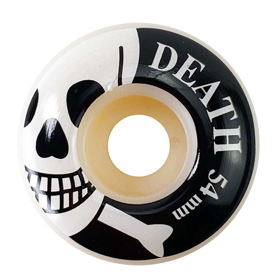 Death Skull Wheels - 54mm - Prime Delux Store