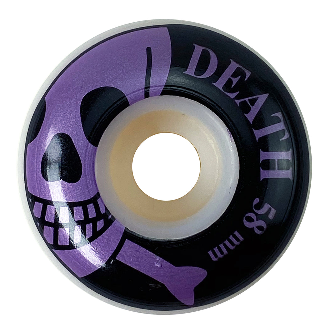 Death Skull Wheels - 58mm - Prime Delux Store