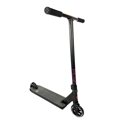 District Titan Complete Scooter - Black / Pink - Prime Delux Store
