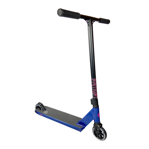 District Titus Complete Scooter - Gloss Blue / Black - Prime Delux Store