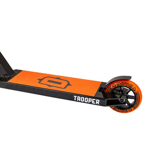 Dominator Trooper Complete Scooter Orange - Prime Delux Store