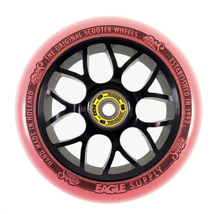 Eagle Supply Wheel Standard X6 Core 110 MM - Black / Pink - Prime Delux Store