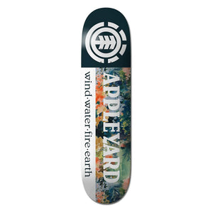 "Element - 8.25"" - Appleyard Floral Section Deck - Prime Delux Store"