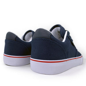 Load image into Gallery viewer, Etnies Blitz Kids Shoes - Navy - Prime Delux Store