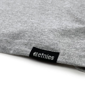 Load image into Gallery viewer, Etnies Corp Combo T-shirt - Grey / Heather - Prime Delux Store