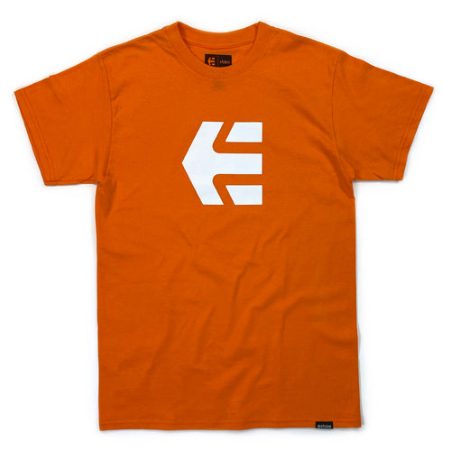 Etnies Icon T-shirt - Orange - Prime Delux Store