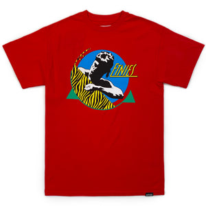 Load image into Gallery viewer, Etnies Retro SS T-shirt - Red - Prime Delux Store