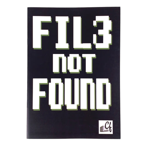 File Not Found Zine - Issue 3 - Prime Delux Store