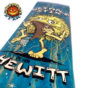 "Load image into Gallery viewer, Anti Hero Grimple - 8.25"" - Hewitt Family Band Deck - Prime Delux Store"