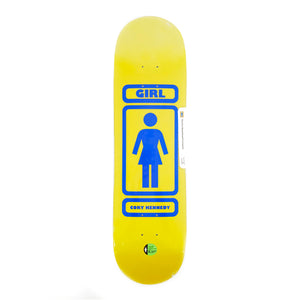 "Load image into Gallery viewer, Girl 8.375"" -  93 Til W40 V2 Cory Kennedy Deck - Prime Delux Store"
