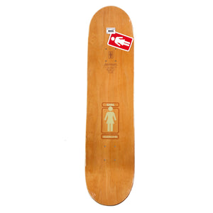 "Girl 8.25"" Kokopelli One Off W40 Simon Bannerot Deck - Prime Delux Store"