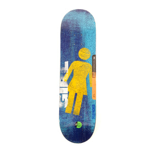 "Load image into Gallery viewer, Girl - 8.375"" - Roller OG Tyler Pacheco Deck - Prime Delux Store"